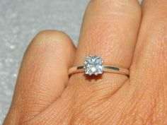 Princess promise purity ring