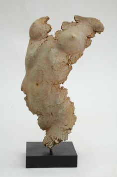 By Phillipe Morel Ceramic Figures, Ceramic Art, Abstract Sculpture, Sculpture Art, Anatomy Sculpture, Body Cast, Concrete Sculpture, Sculptures Céramiques, Sculpture Projects