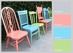 Paletas de color (III) - Colour Palettes