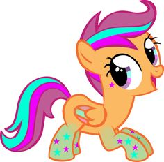 Image result for my little pony cmc rainbowfied