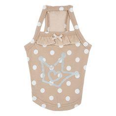Pinkaholic Sassa beige. Super schattig zomers hemd-jurkje!   Van 100% katoen 86% rayon/14% nylon