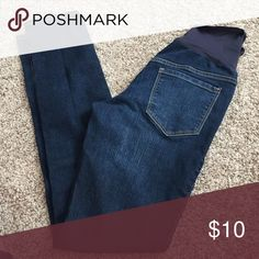 Old Navy Full Panel Maternity Jeans Excellent condition - worn few times Old Navy Jeans