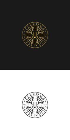 100 Luxury Logo Ideas for Premium Products and Services – Grafik Design – eluxury Luxury Logo Design, Design Logo, Branding Design, Graphic Design, Cafe Logo, Symbole Tattoo, Logan, Premium Logo, Property Development