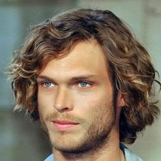 Pin On Men S Hair Hairstyles For Wavy Curly Hair Men 45444 Mid Length Hairstyles For 39 Best Curly Hairstyles Haircuts For Men 2020 Guide Medium Length Curly Ha Wavy Hair Men, Long Wavy Hair, Short Hair Cuts, Thin Hair, Short Wavy, Mens Hair, Straight Hair, Hair Styles 2014, Medium Hair Styles