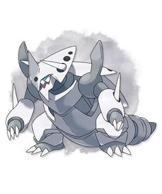 MEGA AGGRON. Type: STEEL. Ability: Filter. Mega Stone Location: Cyllage Gym - Postgame - Y Only.