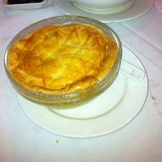 Baked Tapioca Pudding @Golden Harvest