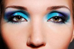 Not afraid of color  make up | Abend Make Up Augen - Zoom Format » Kosmetik » Galerie ...