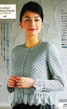 crochet sweater for ladies | make handmade, crochet, craft