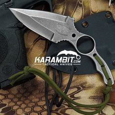 James Coogler's Zephyr Spearpoint Dagger is in stock now! Check it out on the site! http://www.karambit.com/shop/custom-knives/fixed-blades/james-cooglers-zephyr-spearpoint-dagger/