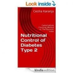 Nutritional Control of Diabetes