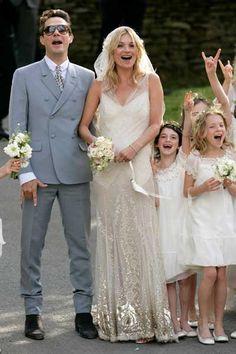 20 Memorable Celebrity Wedding Moments.
