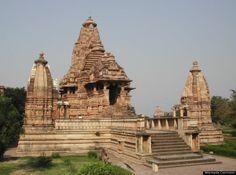 Lakshmana Temple -- Khajuraho Group of Monuments
