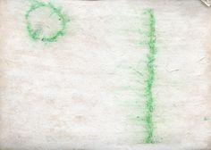 Pastel on Handmade Paper