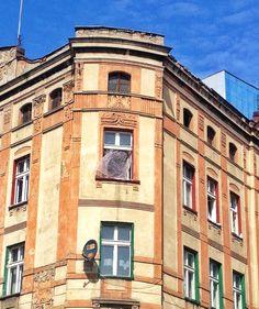 #BYTOM, ul. Witczaka 27 #townhouse #kamienice #slkamienice #silesia #śląsk