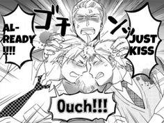 Lord Doitsu has spoken << Don't ship it but oh my gosh!!! XD