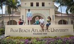 Palm Beach Atlantic University is a destination university that provides a variety of opportunities for students to grow and mature in their faith.
