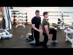 Information and a couple exercises for strengthening hip extension for better running, KineticRevolution