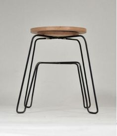 The Companion Stool Series By Phillip Grass Has A Poetic And - Companion stools phillip grass