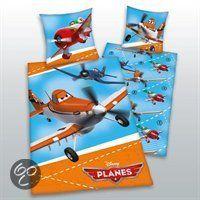 Dekbedovertrek Planes!