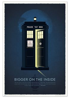 Doctor Who 50th Anniversary Poster :: ThinkGeek