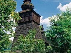Frička - Kostol sv. Michala Archanjela - Drevené kostoly - Slovakia.travel