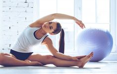 10 Exercise Ball Workouts