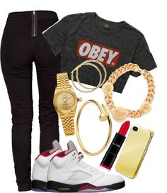"""I Can't Help It If I'm Icey, B*tch."" by neekcole ❤ liked on Polyvore"