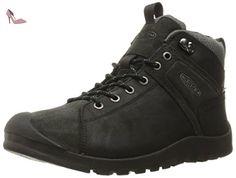 Keen, Chaussures basses pour Homme - noir - noir, 7.0 - Chaussures keen (*Partner-Link)