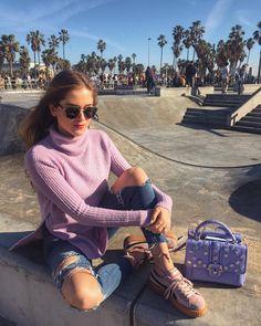 36fd2f0ebca1 valentina ferragni Purple Outfits
