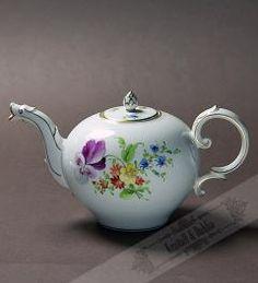 Maximum teapot with Tierkopfausguss **