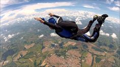Best #Skydiving experience ever. Enjoy to the fullest and witness the #adventure for lifetime.