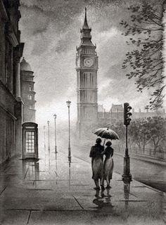 Картины Олега Ильдюкова