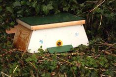Kweekbak voor hommels - hommelkast nestkast voor hommels kopen