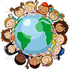 All United in the World #GraphicRiver The world's children in a circle in the world-single level-without the effects of transparency-EPS 8 Created: 16April13 GraphicsFilesIncluded: VectorEPS Layered: No MinimumAdobeCSVersion: CS Tags: boys #cheerful #child #childhood #children #cooperation #earth #education #embrace #ethnic #fantasy #freedom #friends #friendship #girls #globe #group #happiness #happy #joy #kindergarten #love #peace #planet #school #smile #smiling #social #solidarity #world