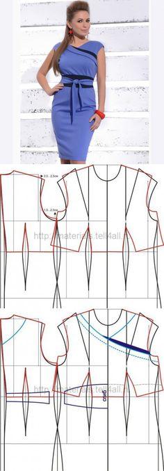 Pattern dress... ♥ Deniz ♥