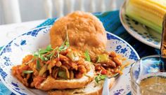 Deep-fried and delicious, this traditional treat is fab served with both sweet and savoury dishes.