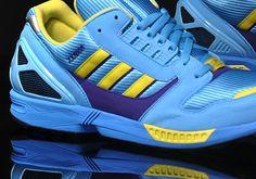 """70336ac347c841 Back for 2013  adidas Originals ZX 8000 OG """"Aqua"""" Adidas Originals"""