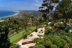 Hilltop Estate in La Jolla, California