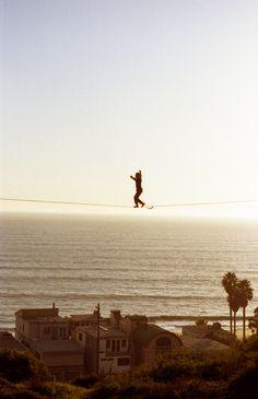 #photography #tightrope via mpdrolet
