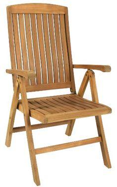 River Cottage Gardens IV110331 5 Position 2-Piece Solid Teak Chair (Discontinued by Manufacturer) River Cottage Gardens http://www.amazon.com/dp/B0072YLNGM/ref=cm_sw_r_pi_dp_buMUvb0QC383E