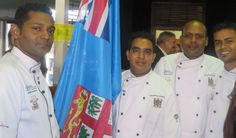 Fiji Chefs finish strong in the World Chefs Global Chefs Challenge!  Fiji Chefs were represented by Chef Abhinesh Sharma from Sofitel Fiji Resort & Spa and Chef Rohit Singh from Castaway Island Resort. The two competed for the World Chefs accredited Global Chef Challenge and Global Junior Chef Challenge respectively - both scooped silver medals in their categories as well as a bronze medal on the overall points tally.