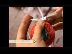 Manualidades Banco con funda al crochet Para regalar