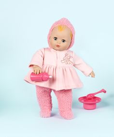Madame Alexander Baby Cuddles 'Pink Sheep' - Baby 14 inch doll - All Babies