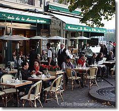 Os 10 melhores cafés de Paris