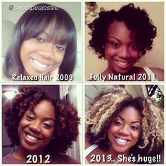 Black woman returning natural is a significant and self empowering life change ✊ you can't be your most authentic self without the authentic hair. Being your authentic self with false hair doesn't make sense.
