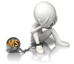 Don't let MS do this to you! Fight to END MS!!!!