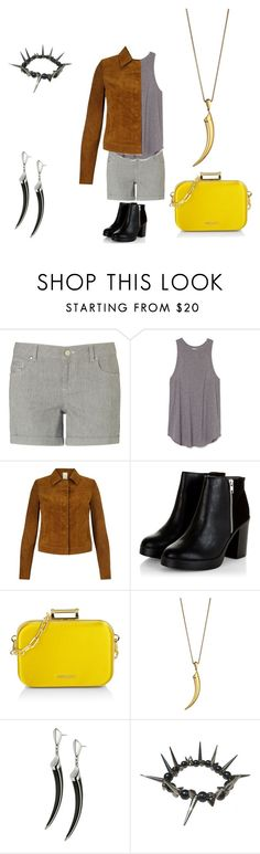 """""""Lord MacGuffin"""" by loden-pp on Polyvore featuring Phase Eight, Nümph, Miu Miu, Shaun Leane, Electric Picks and disney"""