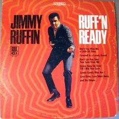 Jimmy Ruffin - Ruff n' Ready (Soul; 1969)  #albums #vinyl #records #LP