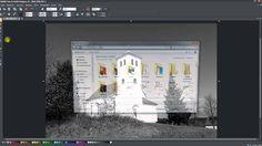 Aus Farbbild ein Schwarz-Weiß Foto mit Magix Software erstellen