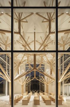 Gallery of Agri Chapel / Yu Momoeda Architecture Office - 4